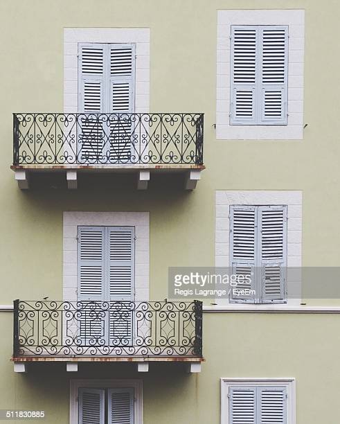 Front Elevation Without Balcony : Balcony stock photos and pictures getty images