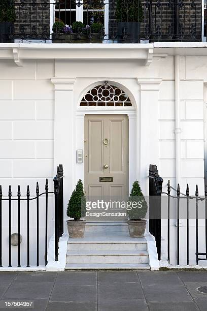 Front Entrance, West London