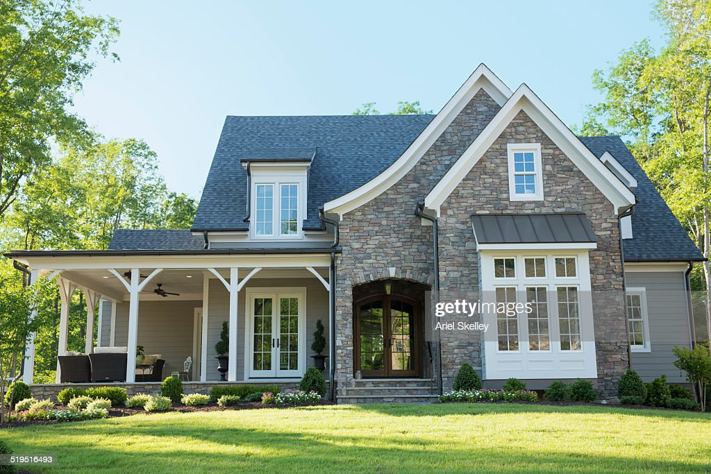 Image Gallery Suburban House