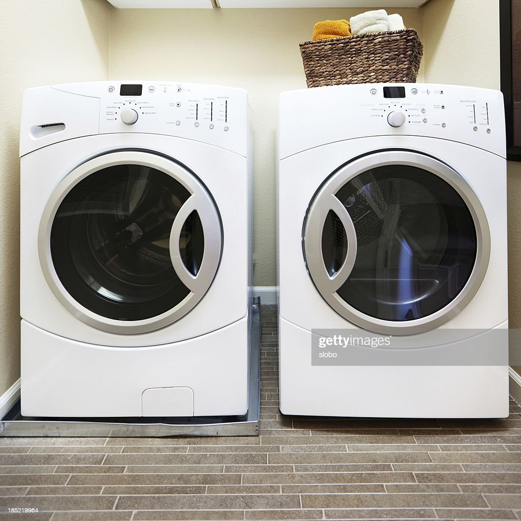 Front Loading Washer and Drier