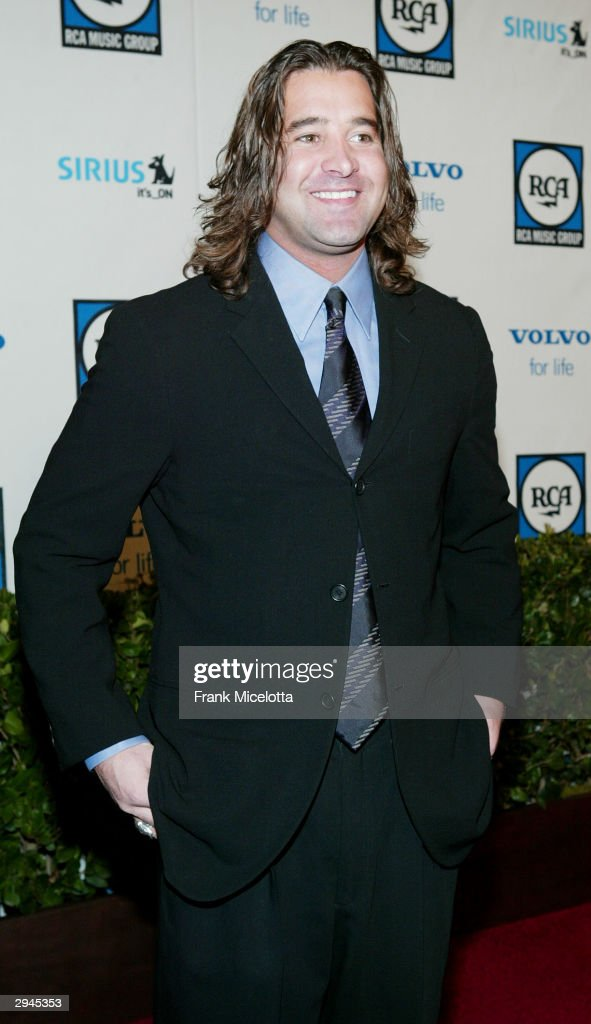 Front man of 'Creed' Scott Stapp attends Clive Davis' legendary Pre-Grammy party at the Beverly Hills Hotel on February 7, 2004 in Beverly Hills, California.
