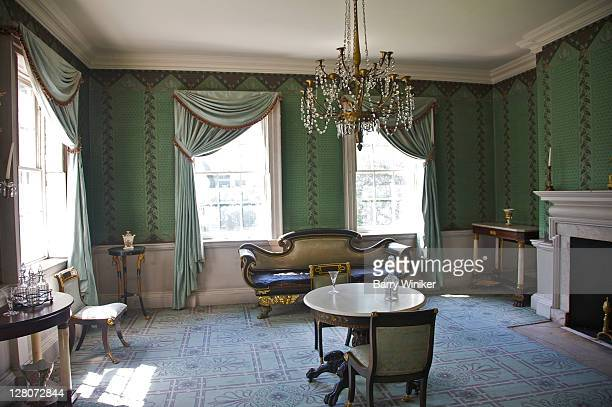 Front parlor, circa 1830, MorrisJumel Mansion Museum, Upper West Side, New York, NY, U.S.A.