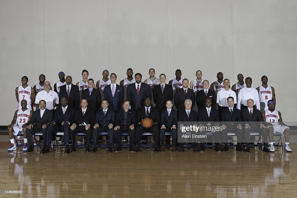 2011-12 NBA Team Photos