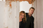 AFFAIRS 'Frontwards' Episode 515 Pictured Piper Perabo as Annie Walker Nic Bishop as Ryan McQuaid