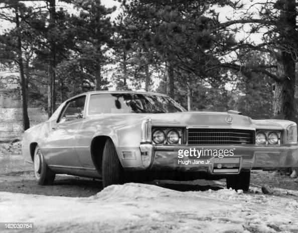 FEB 4 1970 FEB 8 1970 FrontWheel Drive Makes Cadillac's Eldorado A Distinctive 'Personal' Car