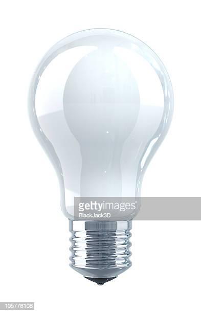 艶消し電球