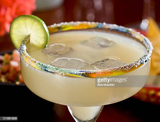 Frosty margarita