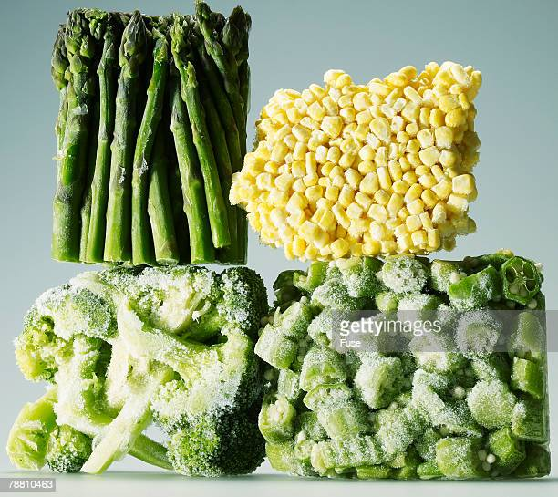 Frozen Assortment of Vegetable