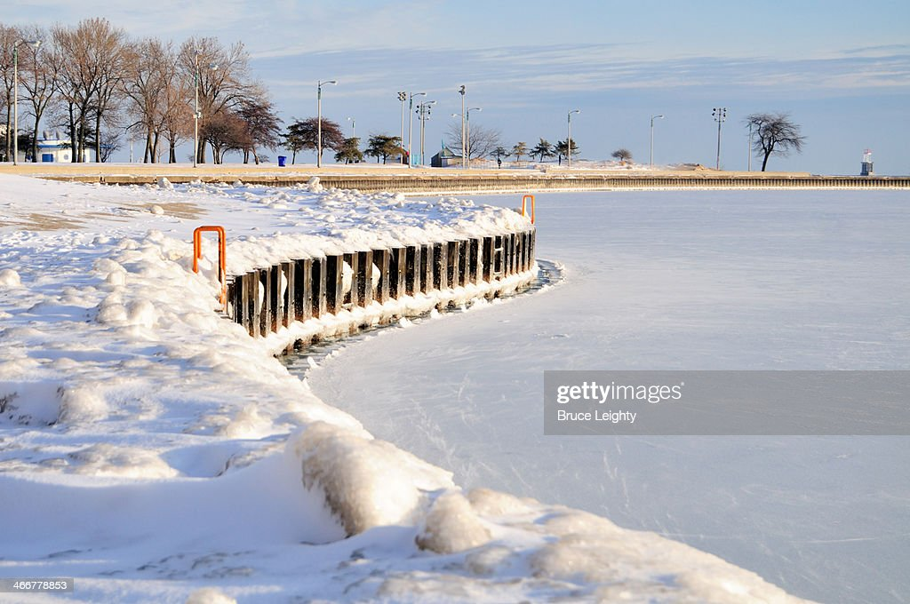 Frozen Beaches, Waters