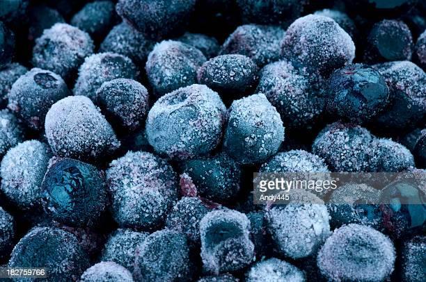 Les bleuets gelés