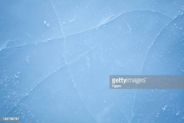 Gefrorenes Eis Hintergrund