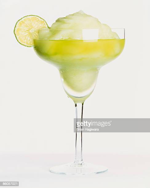 Frozen lime margarita