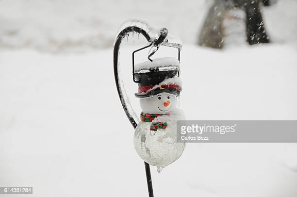 frozen snowmen