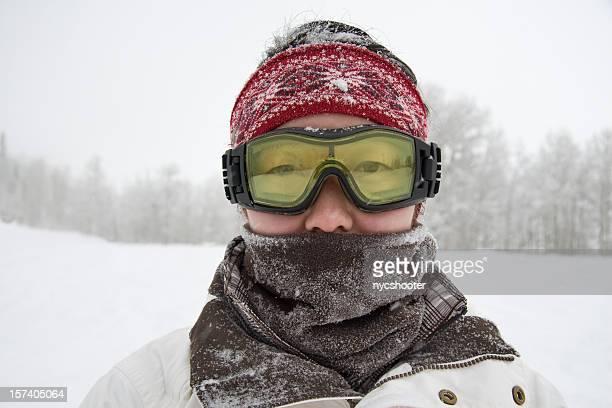 Frozen stare