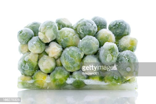Frozen vegetable : Stock Photo