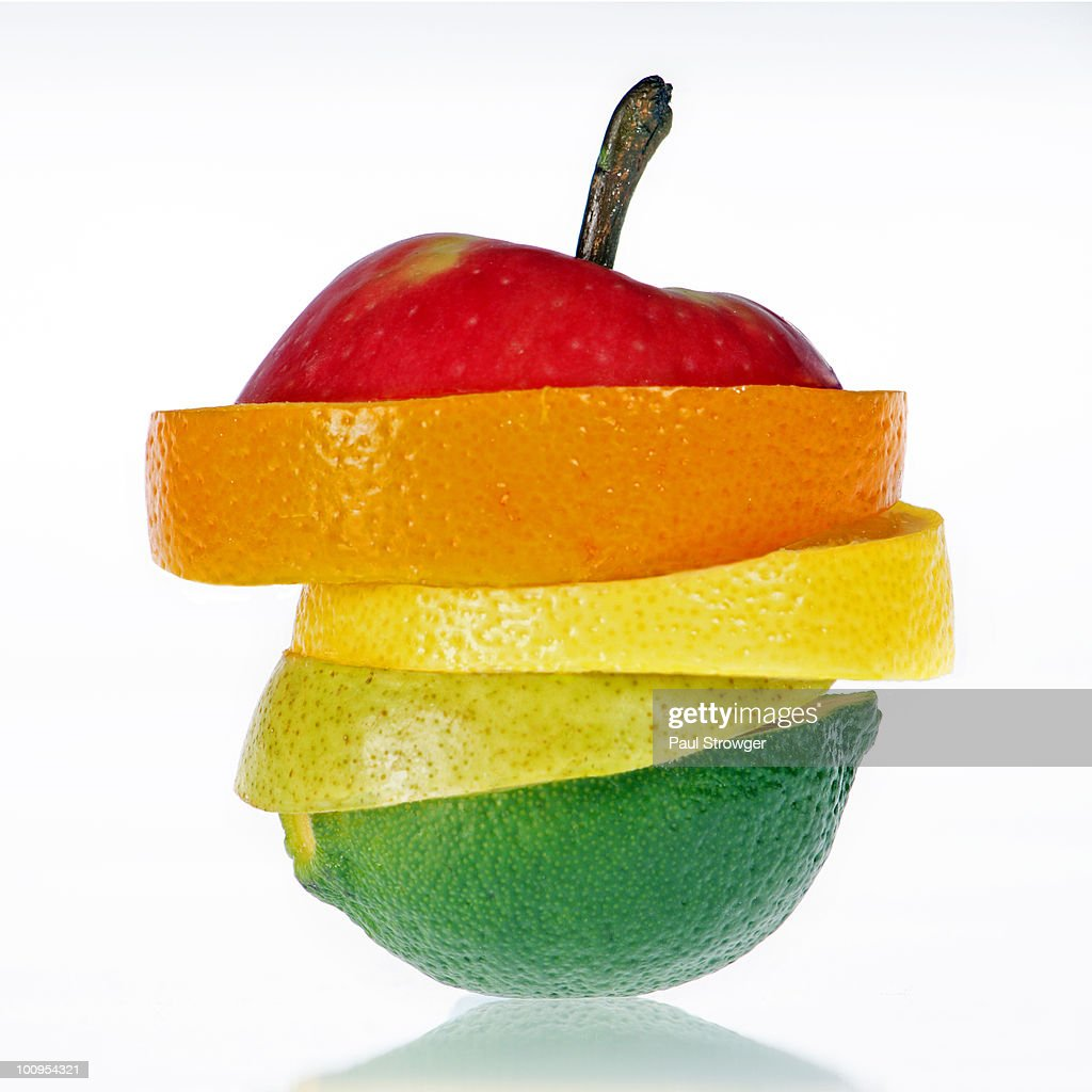 Fruit Amalgamation : Stock Photo