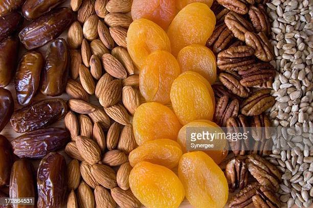 Fruit and nuts 1