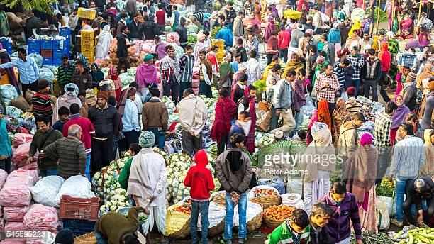 Fruit and vegetable market, Udaipur