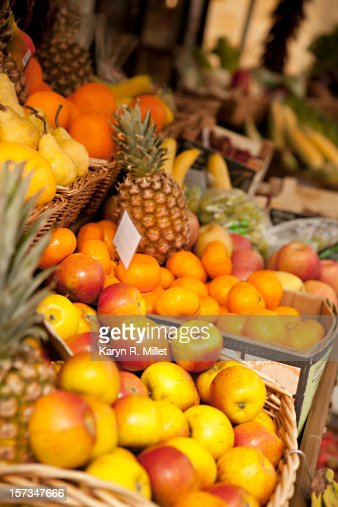 Fruit at Market : Foto de stock