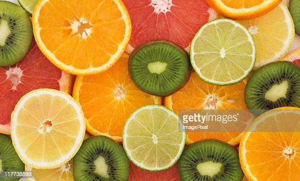 Fruit Background Pattern