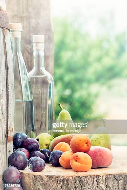 Sala de reuniones Brandies con disposición de frutas