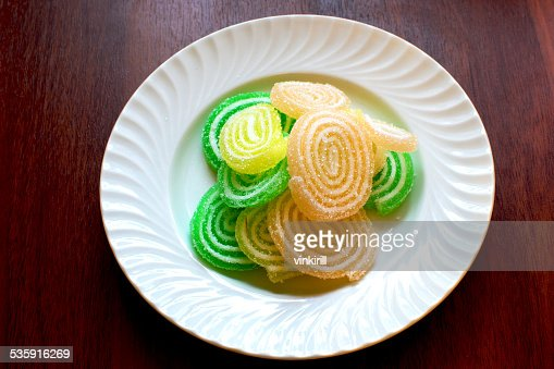 fruit   dessert : Stock Photo