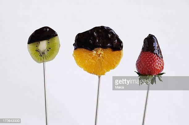 Obst-fondue