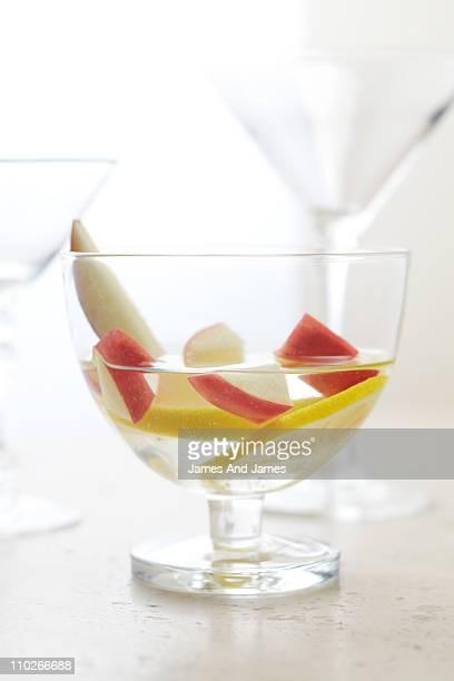 Fruit Infused Vodka