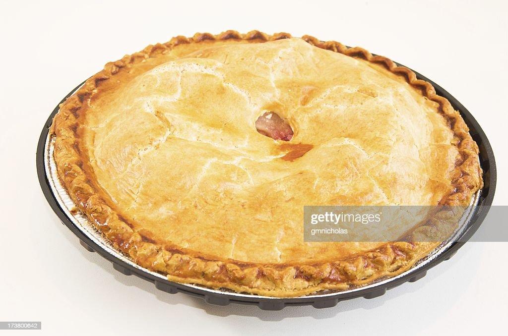 Fruit Pie : Stock Photo