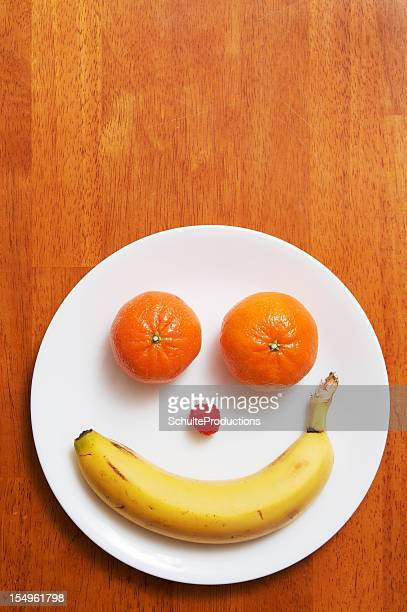 Fruit Plate Face