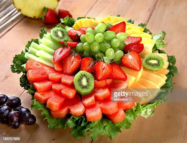 Fruit salad tray