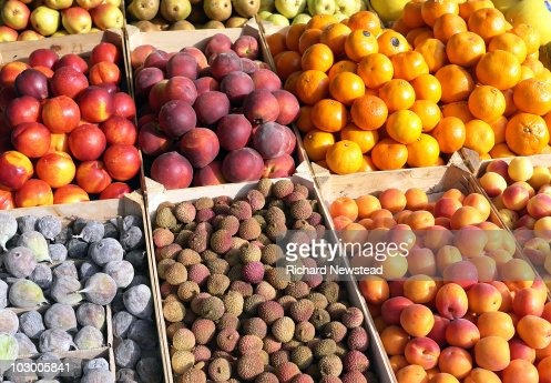 Nectarine Stock Photos And Pictures Getty Images