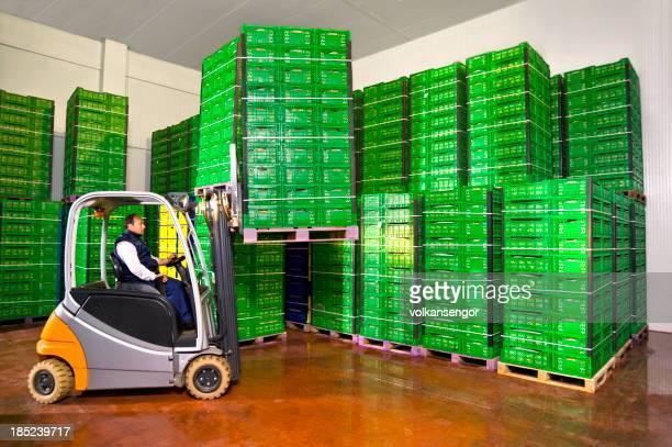 Frutta di storage