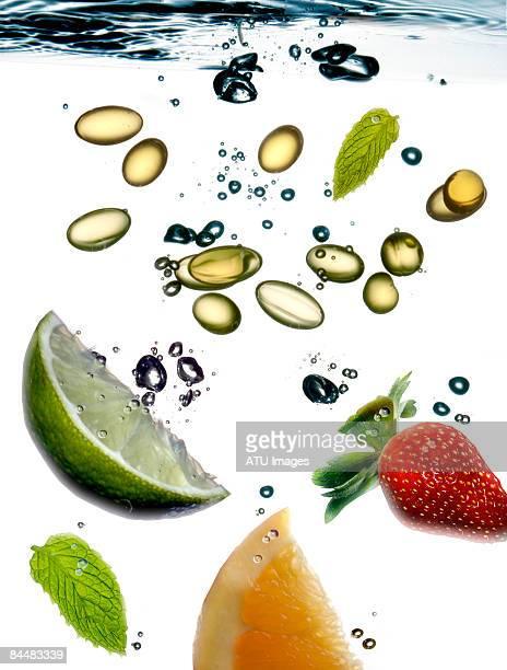 Fruit Vitamins Water