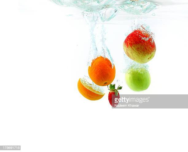 Fruit's bath