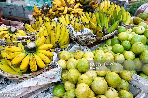 Fruits  market in  Surakarta  City