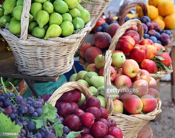 Fruits ouvert bazaar