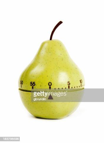 Fruity egg timer