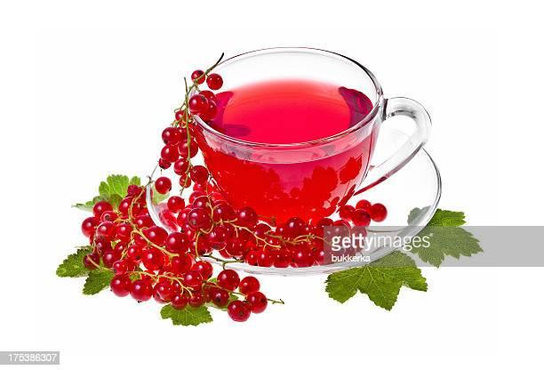 Fruchtigen Tee