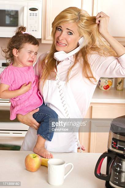 frustrated housewife