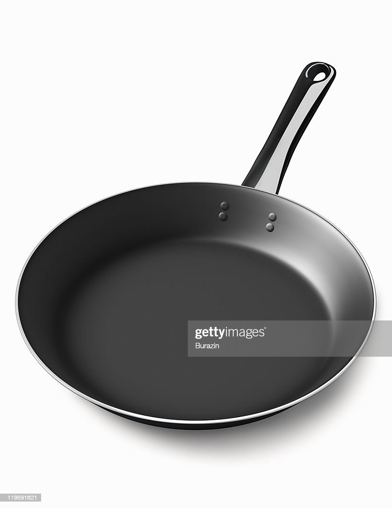 Frying Pan : Stock Photo