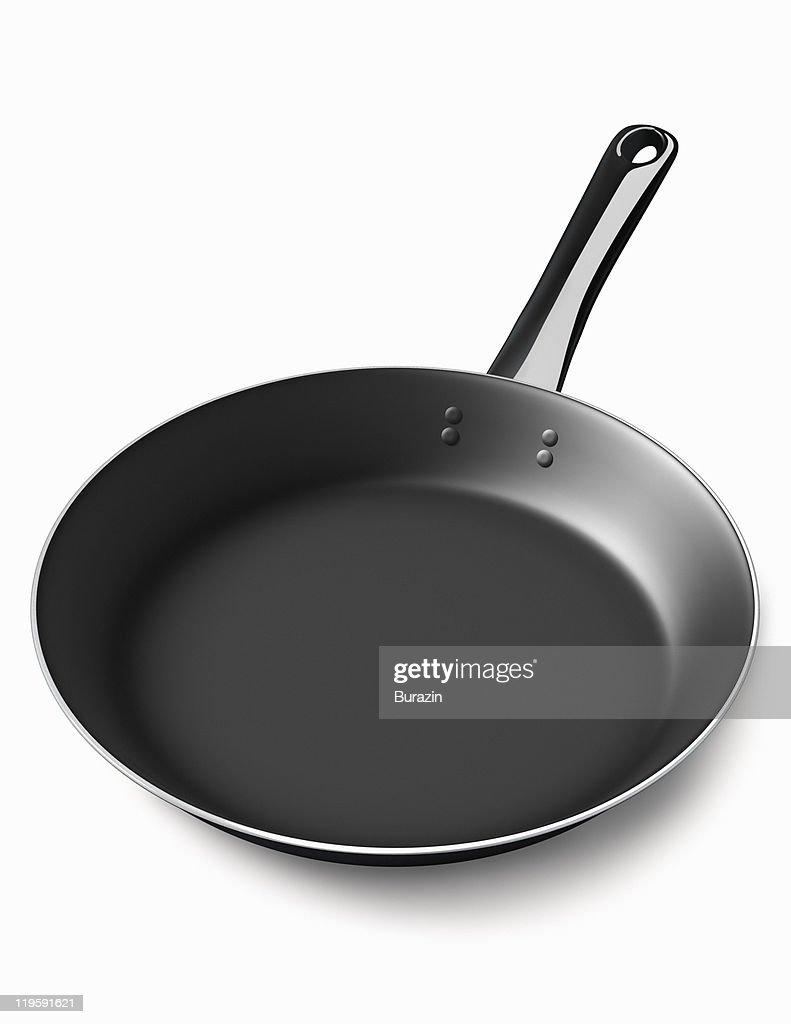 Frying Pan : Stock Photo