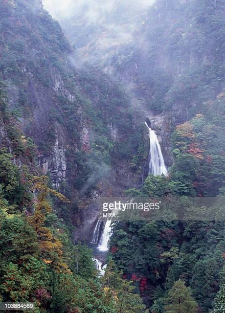Fudo-nanae Waterfall, Shimokitayama, Yoshino, Nara, Japan