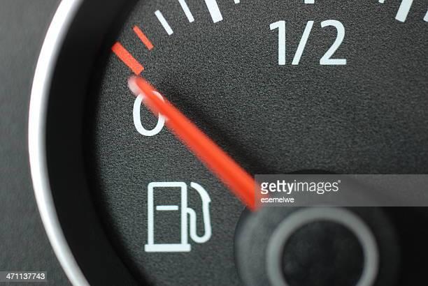 Jauge d'essence