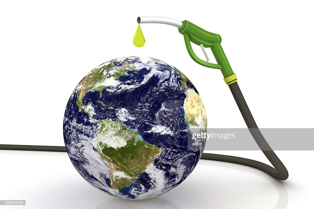 Fuel on Earth