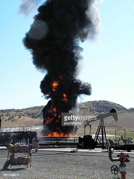 Fuel Pit Fire 1