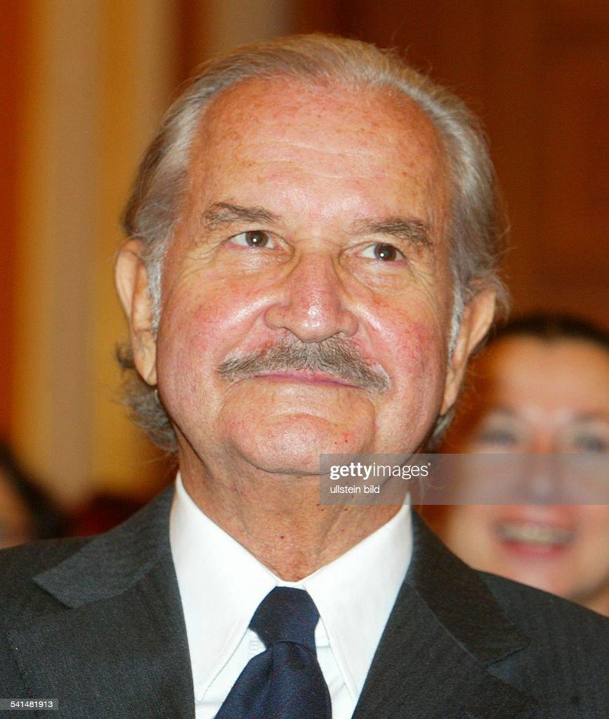 Fuentes Carlos *Schriftsteller MEX Portrait