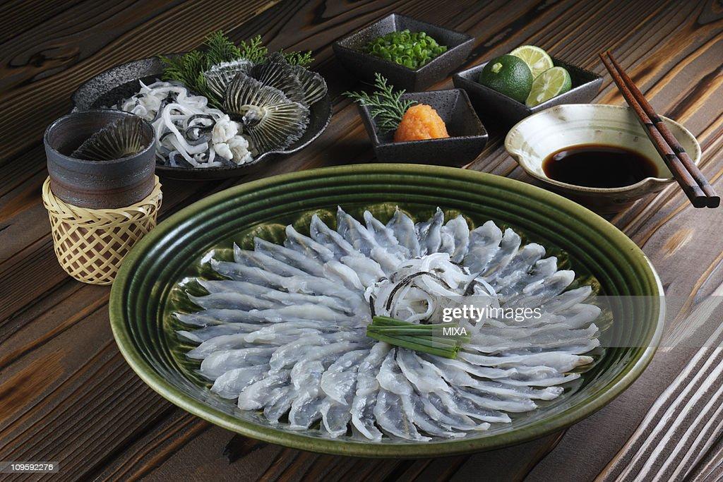 Fugu-sashi