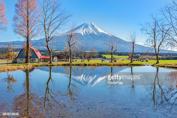 Fuji and Fumotoppara Campground