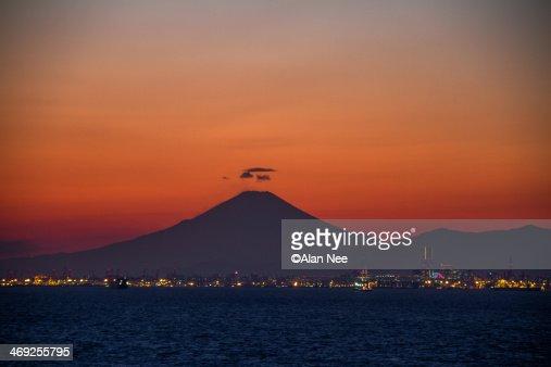 Fuji : Stock Photo
